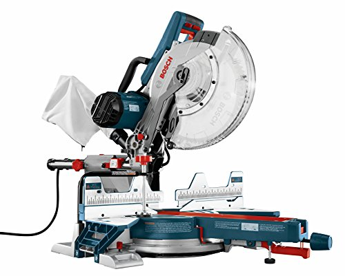 Bosch CMSD Dual Bevel Slide Miter Saw - Bosch tile saw for sale
