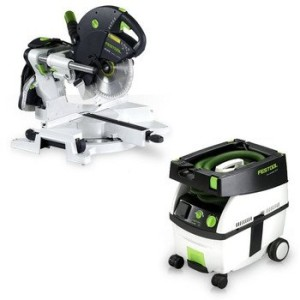 Festool-PD561287-Kapex-Sliding-Compound-Miter-Saw-with-CT-MIDI-33-Gallon-Mobile-Dust-Extractor-0