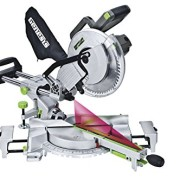Genesis-GMSDR1015LC-15-Amp-10-Inch-Sliding-Compound-Miter-Saw-Grey-0