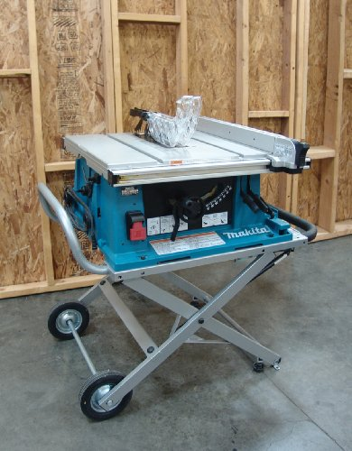 Makita 2705x1 10 inch contractor table saw with stand 0 0 for 10 inch table saw with stand