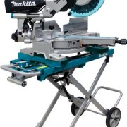 Makita-LS1016LX5-10-Inch-Dual-Slide-Compound-Miter-Saw-with-Laser-and-Stand-0-1