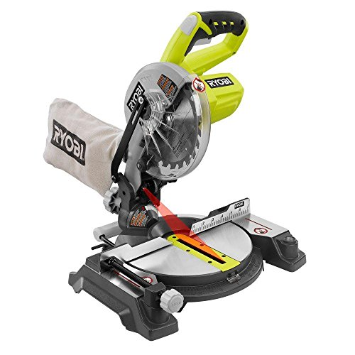 Ryobi-18-Volt-ONE-7-14-in-Cordless-Miter-Saw-P551-Tool-Only-0